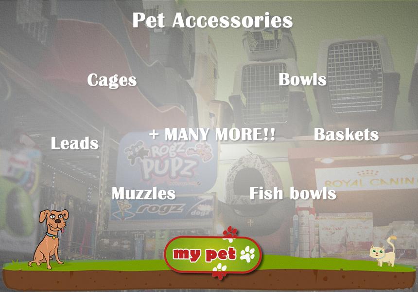 Pet Accessories in Paphos