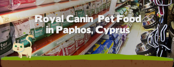 Royal Canin Pet Food in Paphos, Cyprus