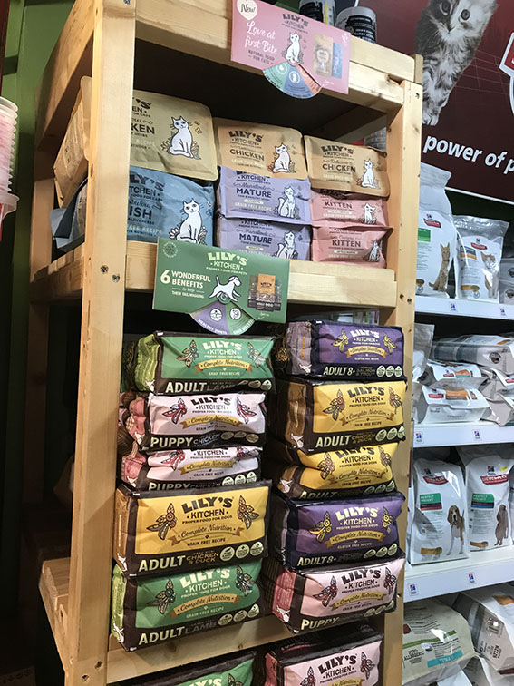 Lily's Kitchen Pet Food in Paphos
