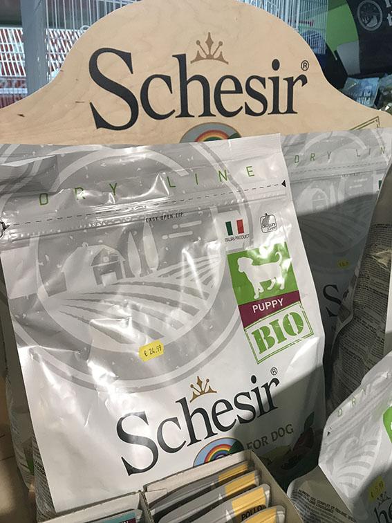 Schesir Dog and Cat Pet Food Paphos